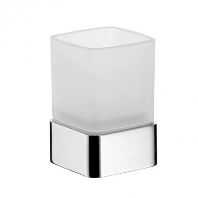 Аксесоари за баня хром: стояща чашка LOFT - хром