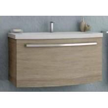 Окачен шкаф 70см с интегрирана мивка ADELE OUA70WH