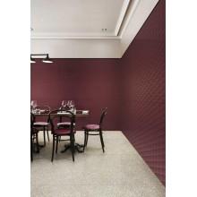 Стенни плочки Eclettica Purple Stuttura Diamond 3D 40x120