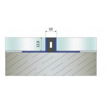 ARFEN DP01-12 алуминиев дилатационен профил 12,5 мм