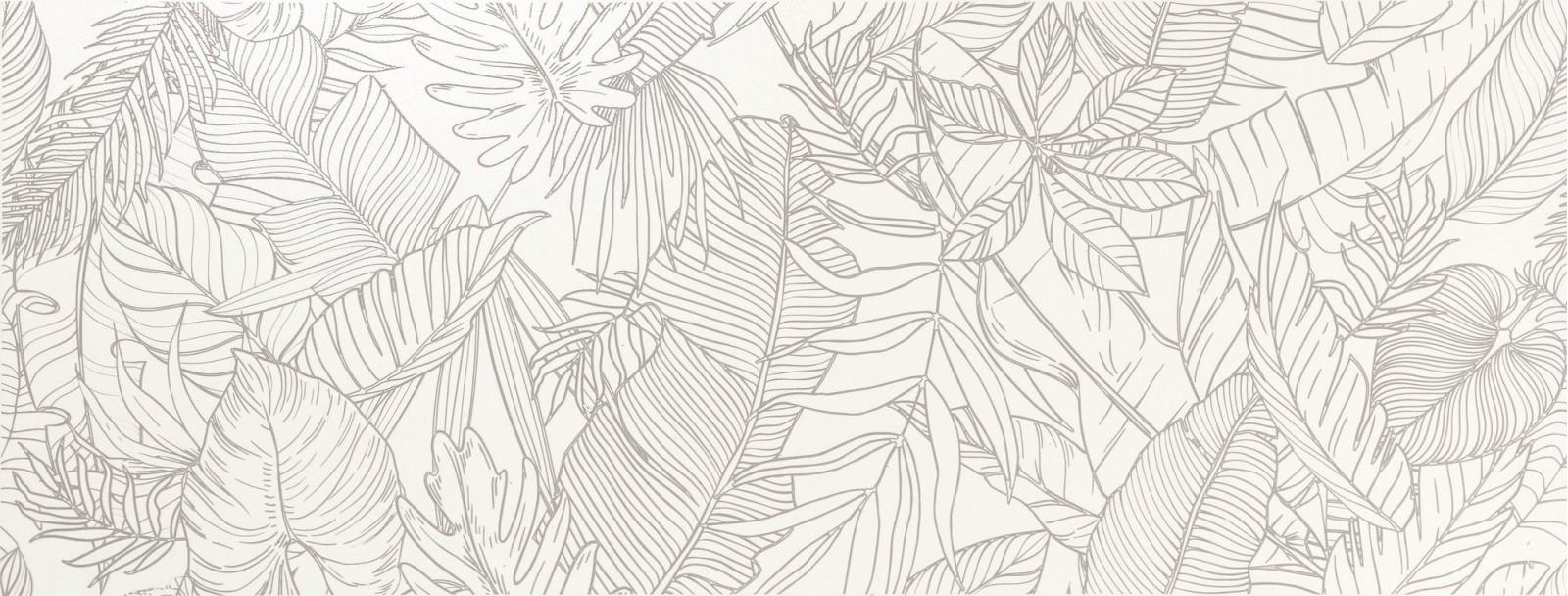 Стенни плочки PEARL TROPIC WHITE 45x120