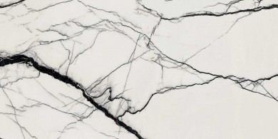 Гранитогрес B&W Marble Breach glossy 30x60