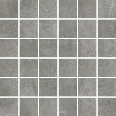 Гранитогресна мозайка Industrial Color chic Smoke 30x30