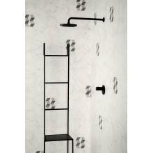 Гранитогрес Allmarble Decoro Altissimo/Saint Laurent 21x18,2
