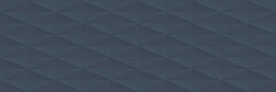 Стенни плочки Eclettica Blue Stuttura Diamond 3D 40x120