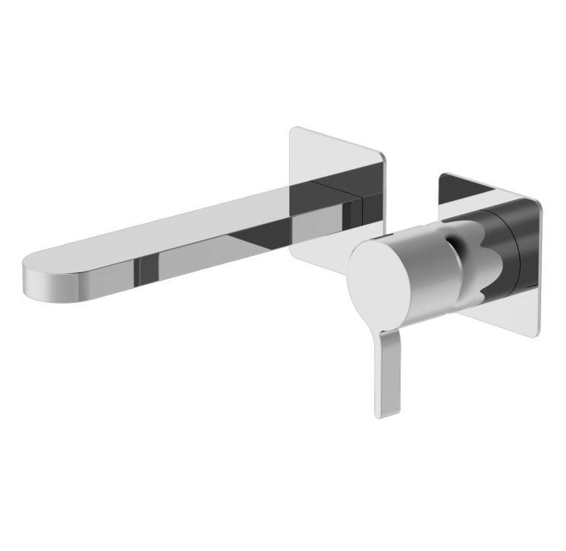 Смесител за мивка вграден от стената Tie - Ritmonio