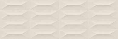 Стенни плочки Colorplay Cream Strutturata Cabochon 3D 30x90