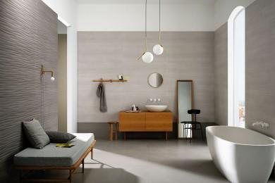 Плочки за баня Materika Grey 40x120