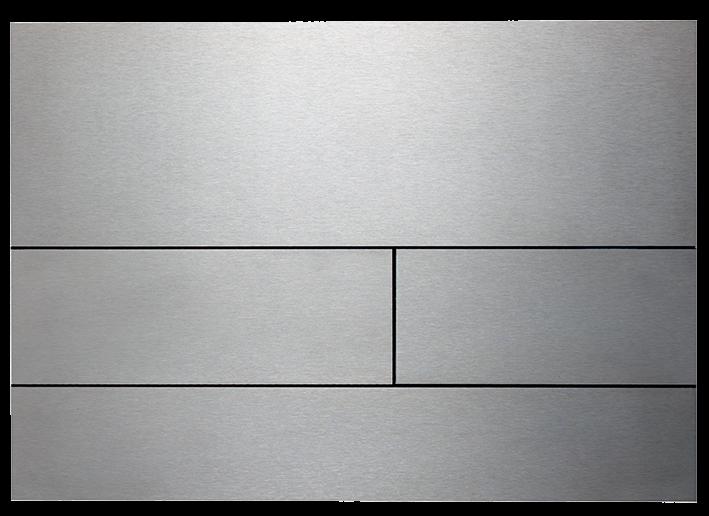 Активатор SQUARE II метален надрана стомана