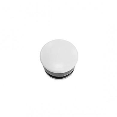Клик-клак сифон за мивка с керамична шапка GLOBO