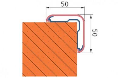 Протектор за ъгъл CG 50