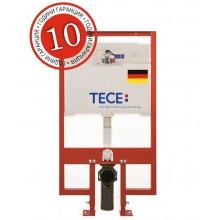 Структура за вграждане само 8см. дебелина - TECE Германия